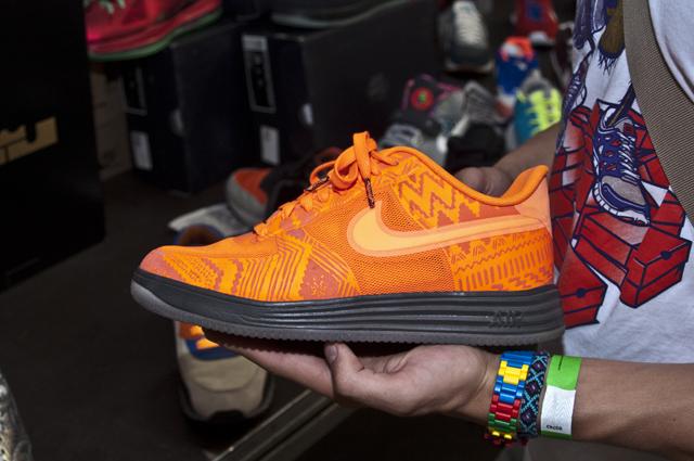 Zsombi @ KRG cipőszemle: Nike Lunar Force 1 Low (BHM pack)