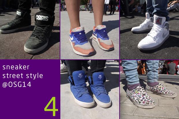 Sneaker Street Style Jordan Retro @OSG14 - a negyedik adag