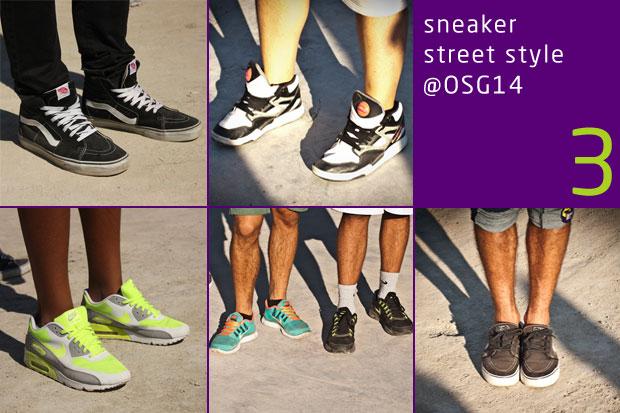 Sneaker Street Style @ OSG14 - a harmadik adag