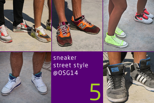 Sneaker Street Style @OSG14: az ötödik epizód