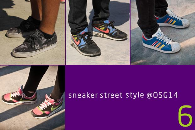Sneaker Street Style @OSG14: a befejező rész