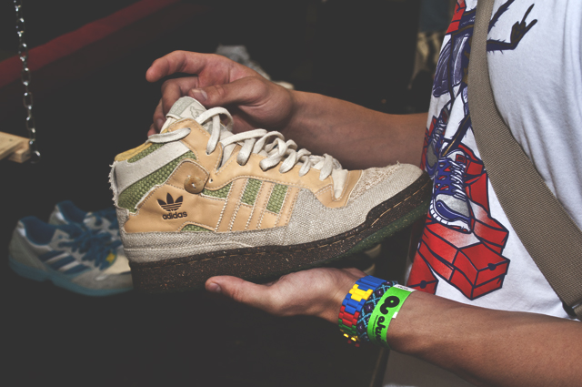 """Zsombi @ KRG cipőszemle: adidas """"Grün"""" Forum Mid"""