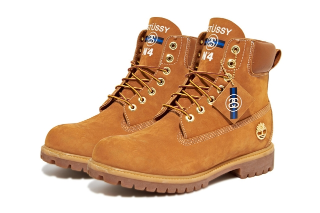 Stussy x Timberland 2013 Fall/Winter 6″ Boot