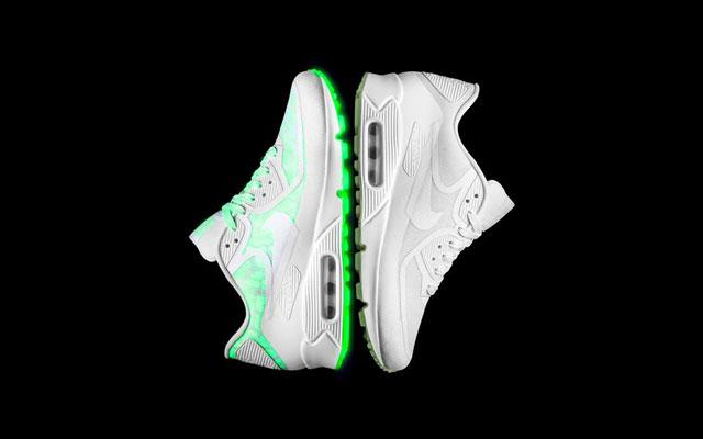 Világítós (foszforeszkáló) Nike Air Max 90 CMFT Premium Tape