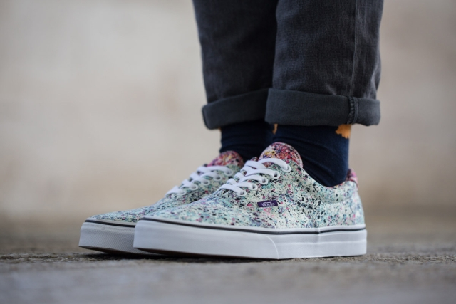 Liberty x Vans 2013 Holiday Collection