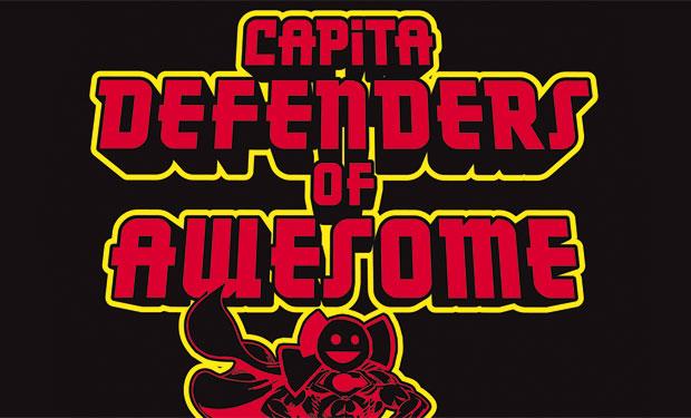 Capita Defenders of Awesome-vetités @ Procross Café (2013.12.13)