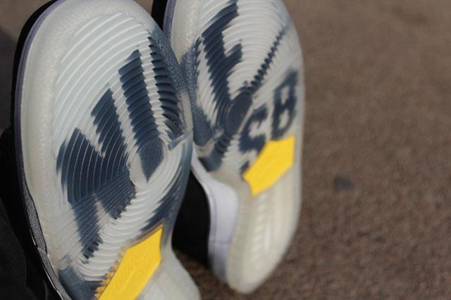 Neck Face x Nike SB Dunk Hi: a víztiszta talp SB logóval