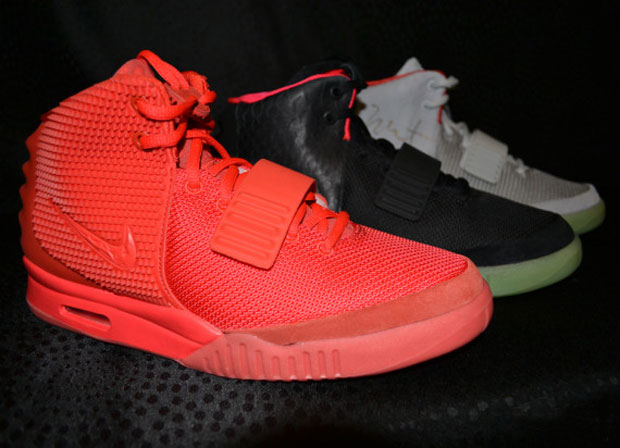 The Air Yeezy Hype