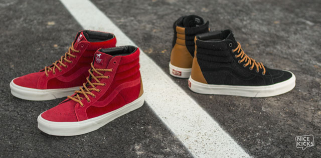 Vans Sk8 Hi 'Year Of The Horse Pack'
