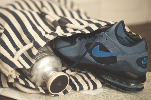 Size? x Nike - Navy Air Max 93