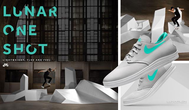 Megjelent a Nike SB Lunar Oneshot