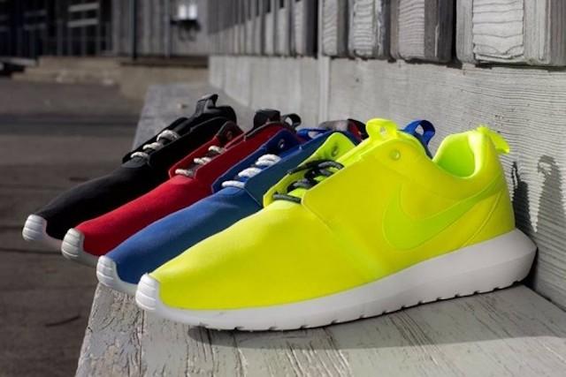 "Nike Roshe Run ""Natural Motion"" kollekció"