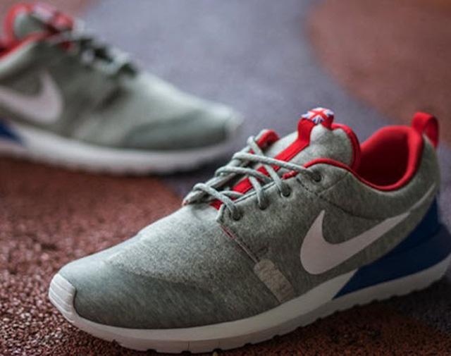 Nike Roshe Run Natural Motion SP 'Great Britain'