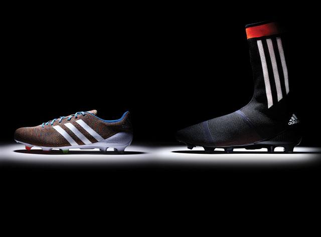 Folytatódik a kötött forradalom: adidas Samba és fs cipő-zokni hibrid