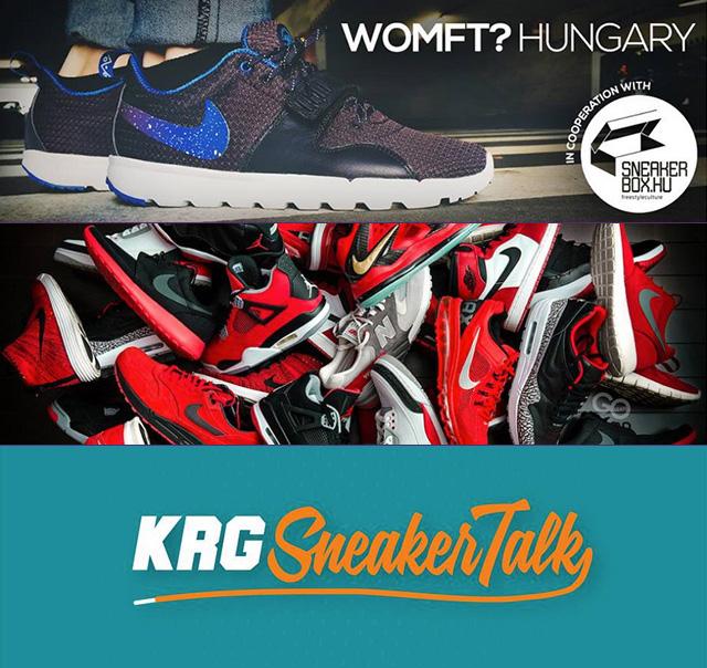 Online Sneaker Közösségek Magyarországon