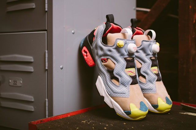 "Reebok x Bodega Insta Pump Fury ""Full Contact"""