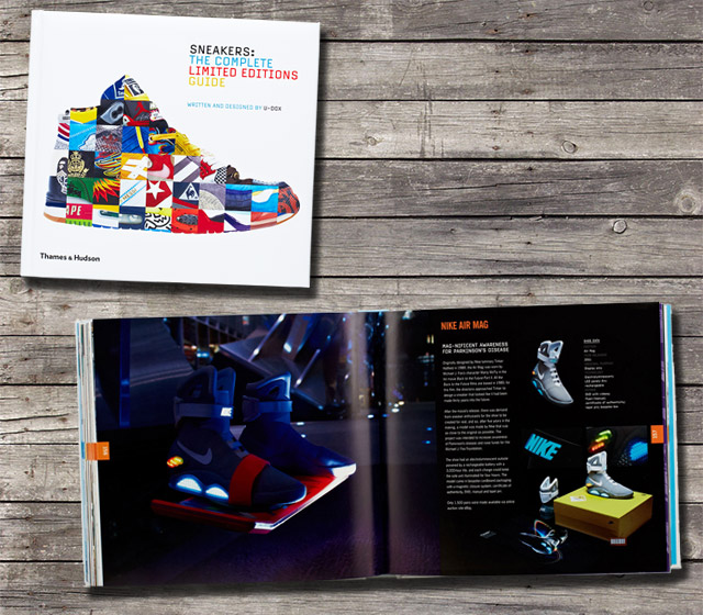 Könyvajánló: Sneakers The Complete Limited Editions Guide
