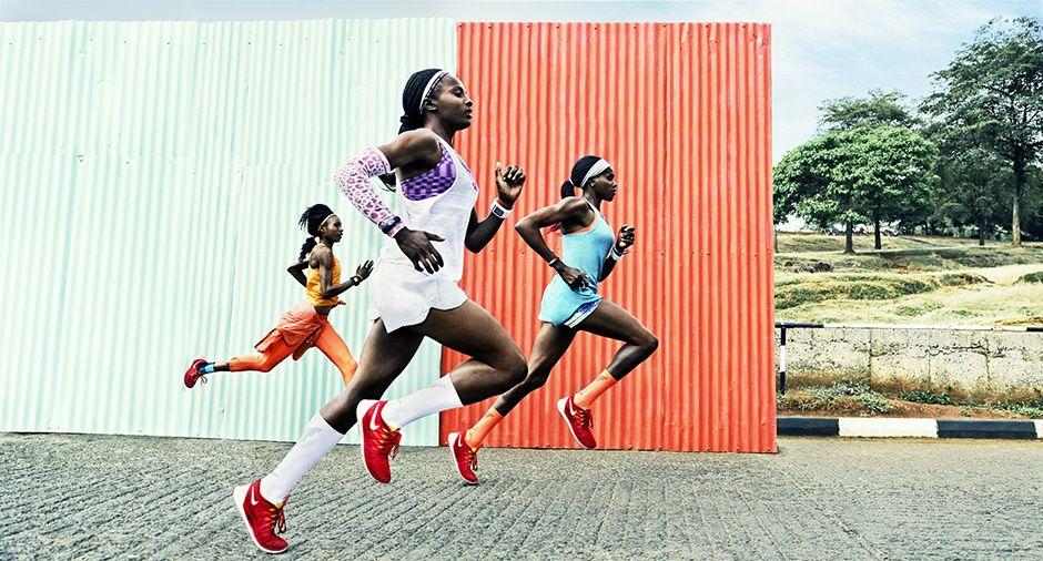 Női Nike Free modellek - 2014