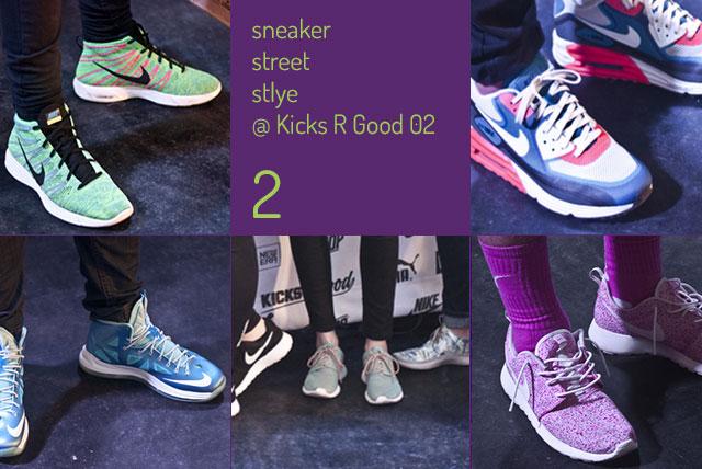 Sneaker Street Style @ Kicks R Good 02- második epizód
