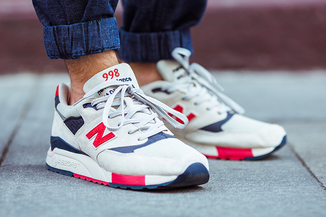 J.CREW x NEW BALANCE 998 MADE IN USA  INDEPENDENCE DAY  - sneakerbox ... 0c9d02f73c