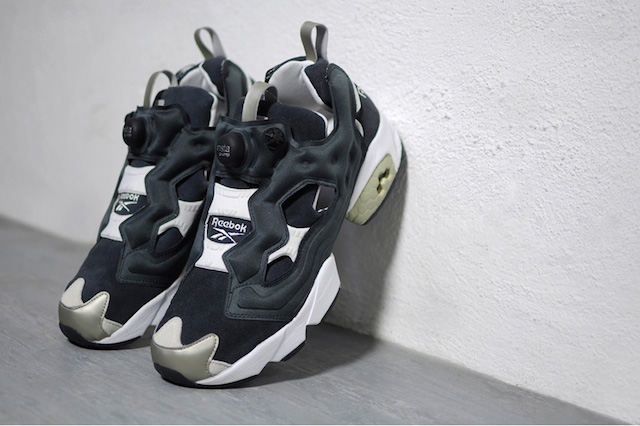 20 éves a Reebok Insta Pump Fury - Beauty & Youth collab (Kép: solecollector.com)