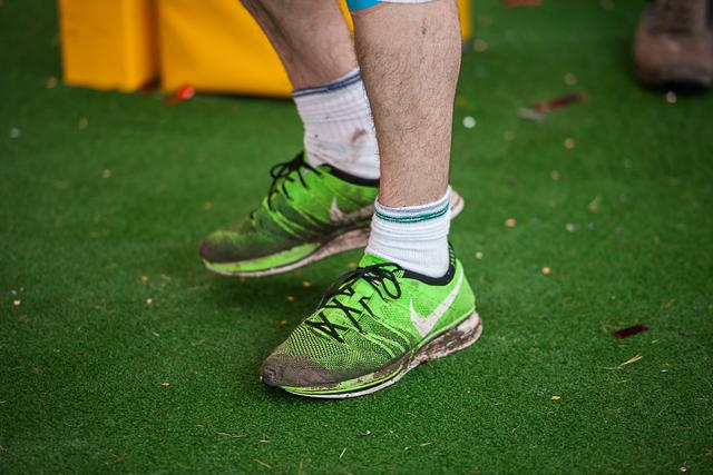Sneaker Sár Style @ Balaton Sound 2014