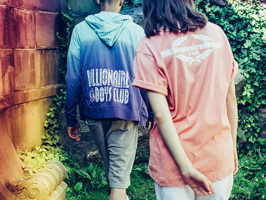 Billionaire Boys Club  2014 Summer Lookbook
