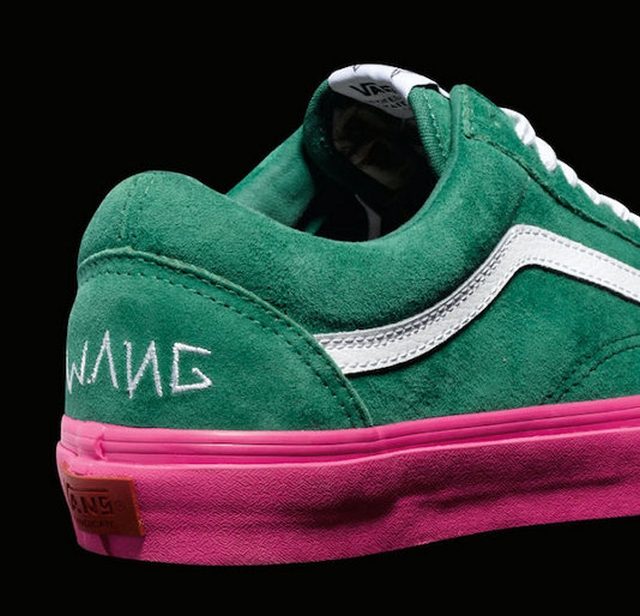 Vans Syndicate X Odd Future's Tyler The Creator pakk