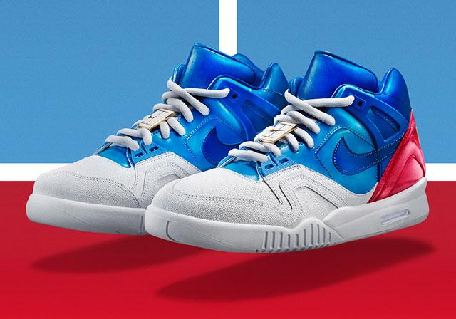 """Nike Air Tech Challange II """"US Open"""""""