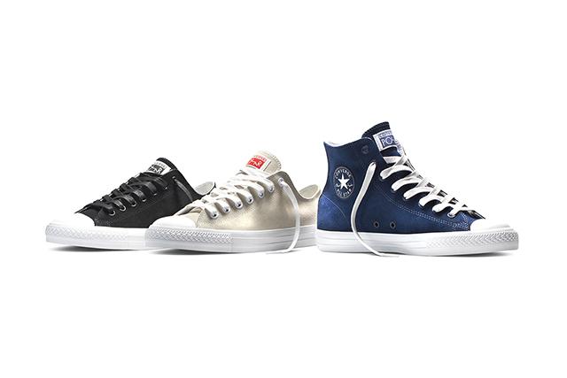 Polar x Converse Chuck Tayor deszkás cipők