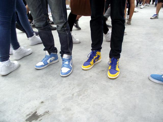 Sneaker Street Stlye OSG 15:  Zsolt és Kovi, Air Jordan 1