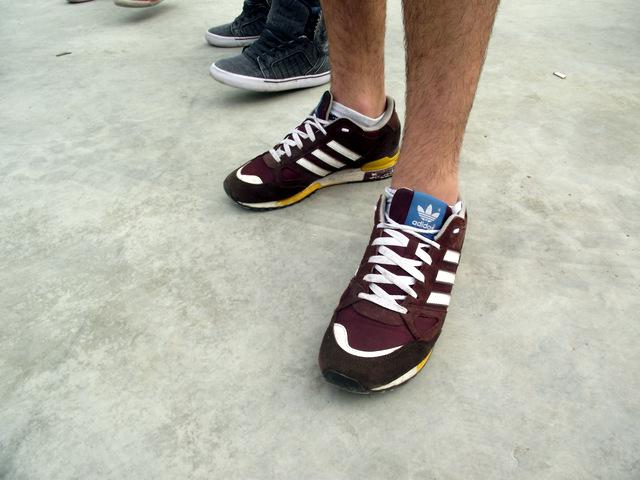 Sneaker Street Stlye OSG 15:  Orbán, adidas ZX750