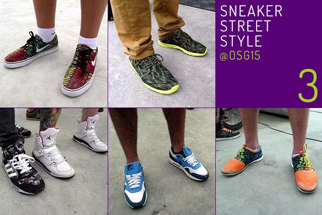 Sneaker Street Style @OSG15: a harmadik adag