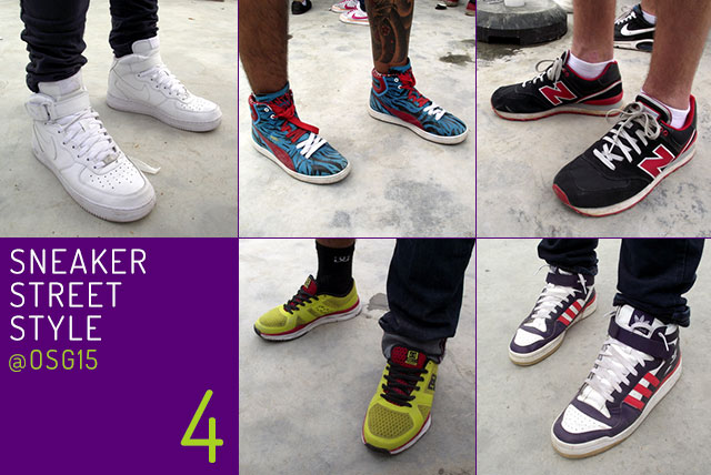 Sneaker Street Style @OSG15:  a negyedik adag