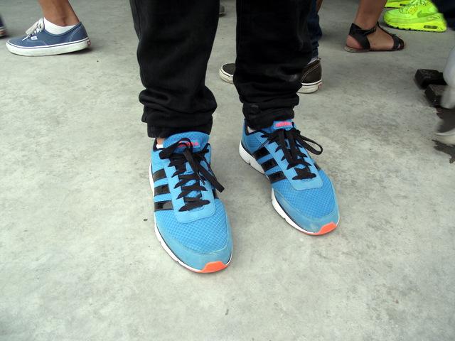 Sneaker Street Style @OSG15: Bendegúz, adidas