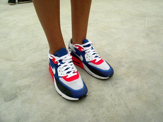 Sneaker Street Style @OSG15: Vivi, Nike Air Max Lunar 90 C3.0