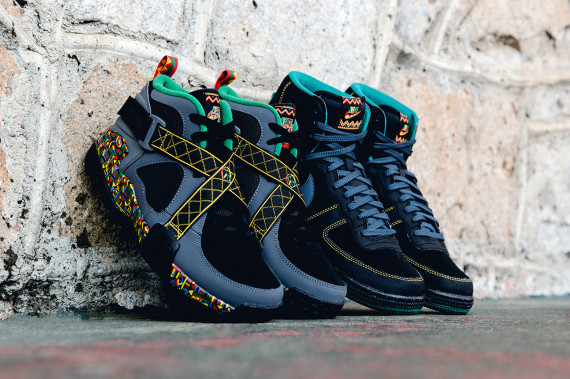 Nike Urban Jungle Gym pakk: Terminator GS, Air Raid és Air Force 1 Low