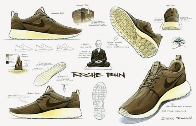 Roshi - Roshe Run