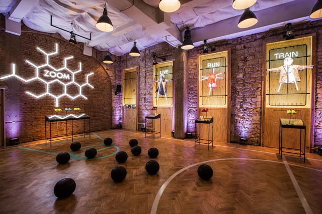 NikeWomen Studio @ Designblok 2014