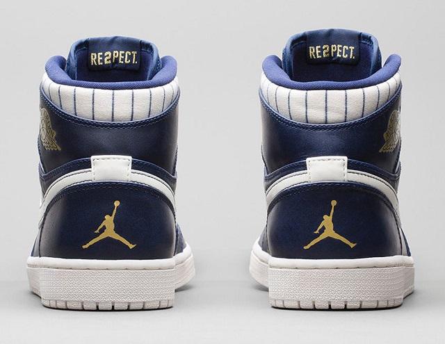 Air Jordan Retro 1 High 'Derek Jeter signature'
