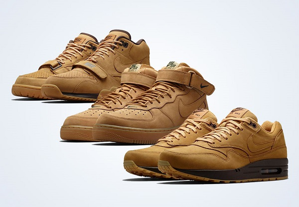 "Nike ""Flax"" Collection"