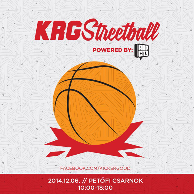 KRG03 Streetball verseny  - 2014.12.06.