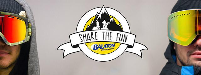 Share The Fun!