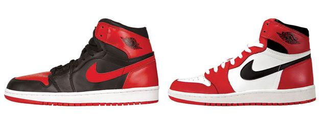 AJ piros/fekete és a piros/fehér színállások
