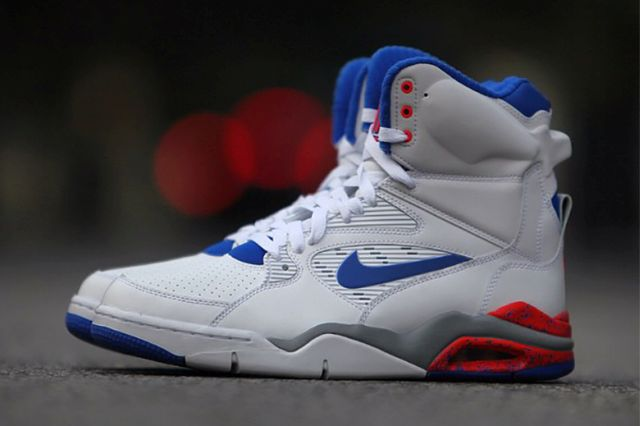 "Nike Air Command Force ""Ultramarine"""