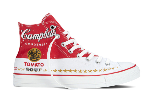 The Andy Warhol x Converse 2015 Chuck Taylor Collection