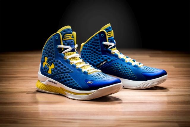 Underarmour Curry 5 kosárlabda cipő ( Stephen Curry)