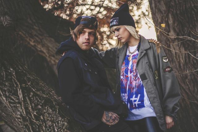 Grindrise Clothing őszi/téli hoodie kollekció