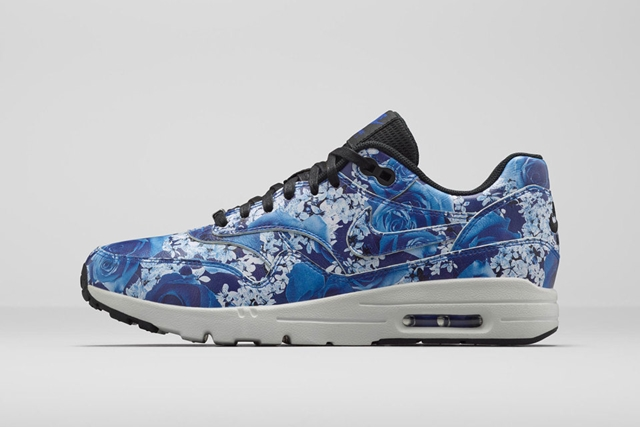Újabb virágos darabok - Nike Air Max1