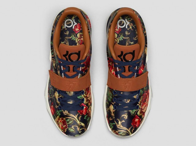 Nike KD 7 EXT Floral